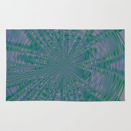 """RIVERSIDE and LUSH MEADOW """"VIBES"""" Rug"""