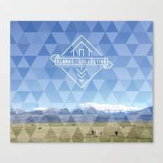 Summer Tapestry Canvas Print