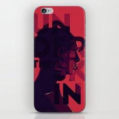 Under the skin - alternative movie poster iPhone & iPod Skin