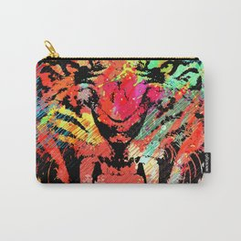 The Tiger Mess Carry-All Pouch