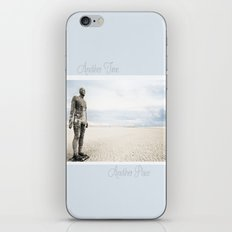 Crosby Beach Man  iPhone & iPod Skin