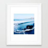bali Framed Art Prints featuring bali by Jen Gottlieb