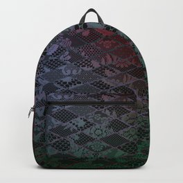 dark lace Backpack