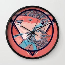 Im here Wall Clock