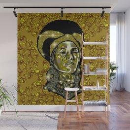 Queen Bey. (2018) Wall Mural