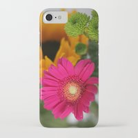 hot pink iPhone & iPod Cases featuring hot pink by EnglishRose23