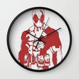 DP Illustration Wall Clock