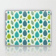 Trees pattern Laptop & iPad Skin