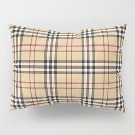 Tartan Plaid B Pillow Sham