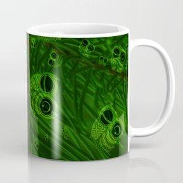 Mosaic of owls V2 Coffee Mug