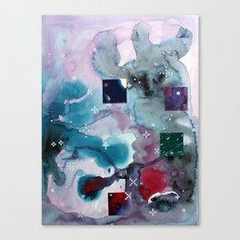 Errata & Entropia I Canvas Print