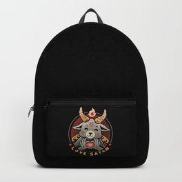 Love Satan Backpack