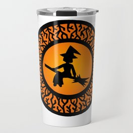The Witch's Shadow Travel Mug