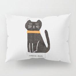 Meh-ow Pillow Sham