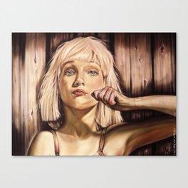 A Heartbreak Canvas Print
