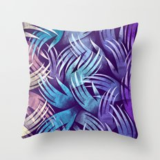 In the Icy Air of Night Throw Pillow