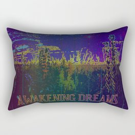 Awakening Dreams Rectangular Pillow