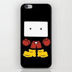 Bloc Hed iPhone & iPod Skin