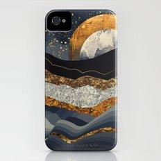 Metallic Mountains Slim Case iPhone (4, 4s)