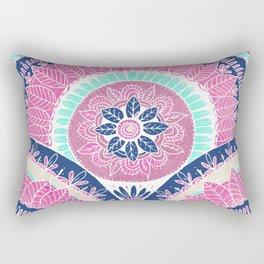 Rising Rectangular Pillow