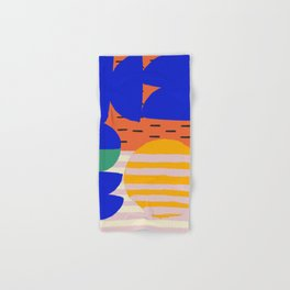 Sun and Moon Hand & Bath Towel