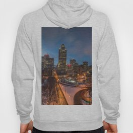 Montreal By Night Hoody