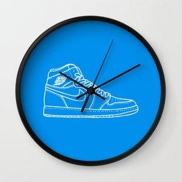 """Jordan 1 """"N C"""" Wall Clock"""