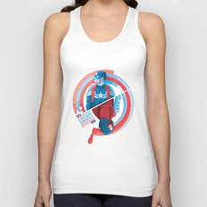 The Winter Soldier Unisex Tank Top