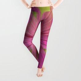 Endless Pink Cosmos Leggings