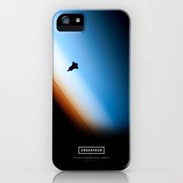 Endeavour iPhone Case