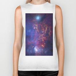Galaxy | Nebula 2 Biker Tank