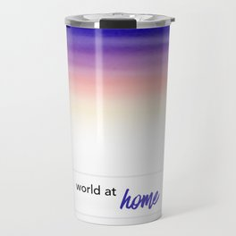Warm Serene Travel Mug