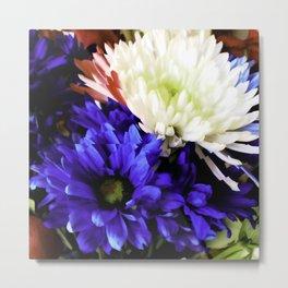 A Bouquet Of Joyful Thankfulness Metal Print
