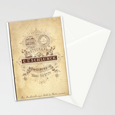Vintage photo card 2 Stationery Cards