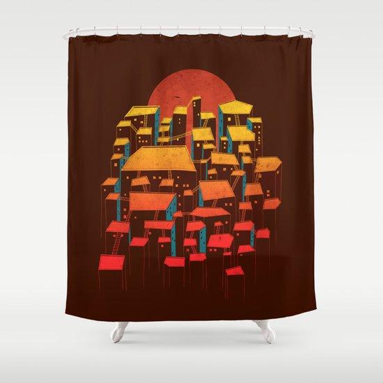 Urbano Shower Curtain
