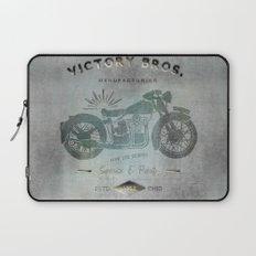 Motorbike Laptop Sleeve