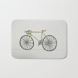 Racer Bike Bath Mat