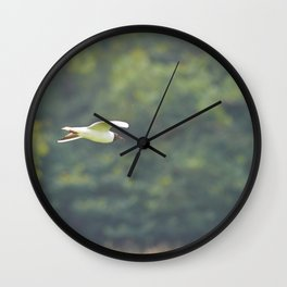 Flying Gull Wall Clock