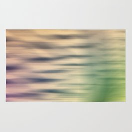 Safari Bird Abstract Rug