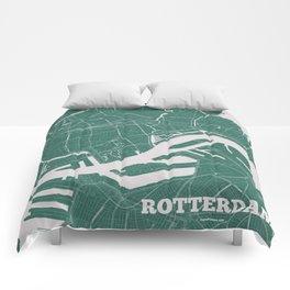Rotterdam, the Netherlands 2018 Comforters