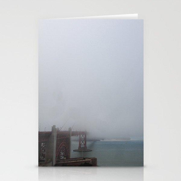 Karl the Fog Stationery Cards