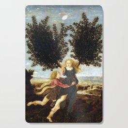 Piero del Pollaiolo Apollo and Daphne Cutting Board