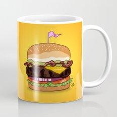 Bacon Cheeseburger Coffee Mug