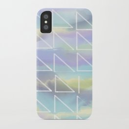 Cool Triangles iPhone Case