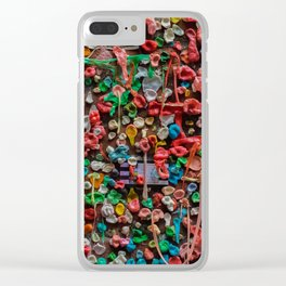 It Probably Tastes as Good as it Smells Clear iPhone Case