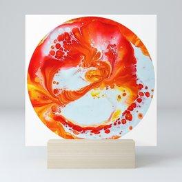 Orangina Mini Art Print
