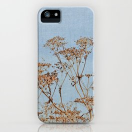 Hogweed - Almost Autumn - JUSTART © iPhone Case