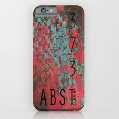 ABSTract 373. iPhone 6s Slim Case