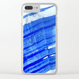 Untitled_AUG17 Clear iPhone Case