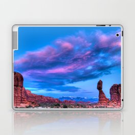 """Balanced Sunset"" Laptop & iPad Skin"